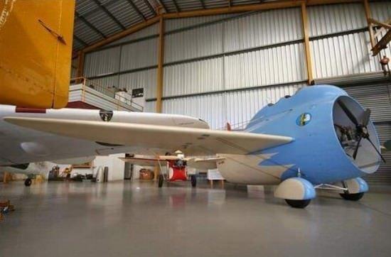 Dünyanın en tuhaf uçakları