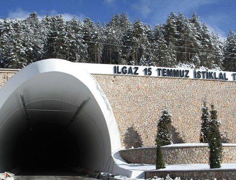Ilgaz 15 Temmuz İstiklal Tüneli pazartesi açılıyor!