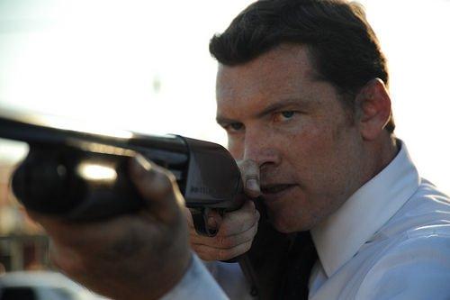Teksas Ölüm Tarlası filminden kareler
