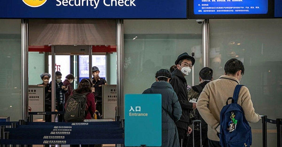 Karantinanın kalktığı Wuhan'da on binlerce kişi kenti terk etti