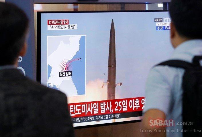 Kim Jong Un bunu ilk kez denedi! Tüm dünya şokta...