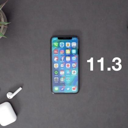 iOS 11.3 güncellemesi sürpriz özellikle geliyor