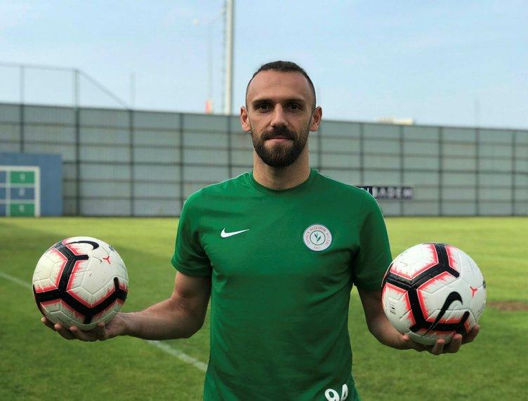 Son dakika transfer haberi! Fenerbahçe'nin istediği Vedat Muriç'in transferinde flaş gelişme
