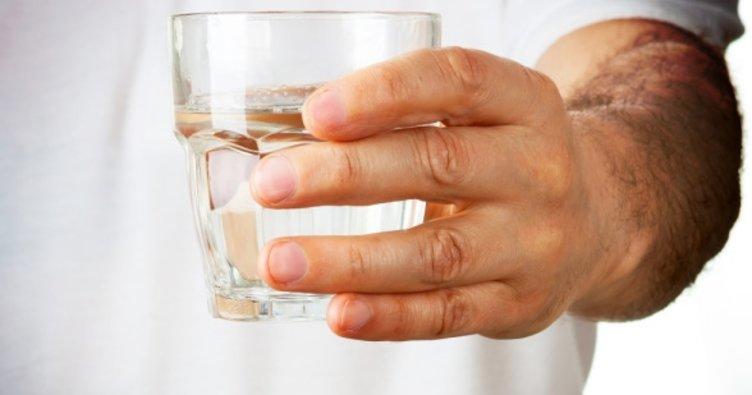 Bir bardak su hayatınızı büyük ölçüde etkiliyor!