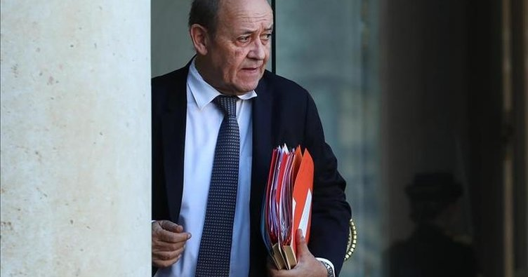 Fransa Dışişleri Bakanı: Suriye'den siyasi çözüm bulununca çekileceğiz