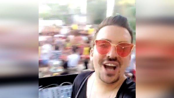 Ölen DJ ve sosyal medya fenomeni Caner Çalışır, bu görüntüleri paylaşmıştı! | Video