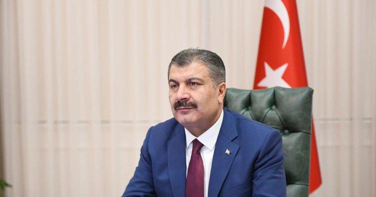 Sağlık Bakanı Fahrettin Koca 11 ilin sağlık müdürleriyle görüştü