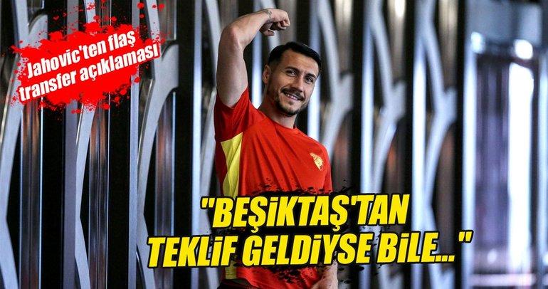Jahovic'ten Beşiktaş iddialarına yanıt