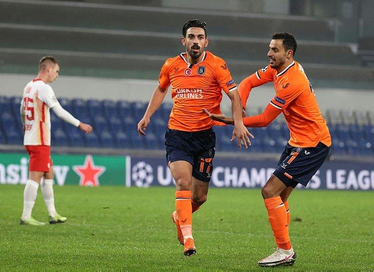 Son dakika haberi: Süper Lig'de dev takas iddiası! Şampiyonlar Ligi'nin yıldızı İrfan Can Kahveci...