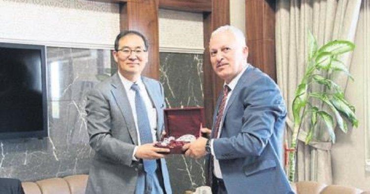 Büyükelçi Cho'dan UAÜ'de seminer