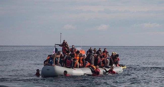 Akdeniz'de 340 göçmen öldü veya kayboldu