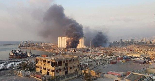 Beyrut nerede? Büyük patlamanın olduğu Beyrut hangi ülkede?