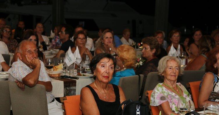 Eğitim sevdalıları, Bodrum'da Darüşşafaka için buluştu