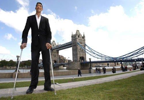 Dünyanın en uzunu bir Türk