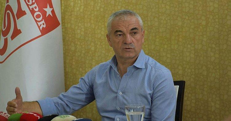 Rıza Çalımbay, Sivasspor'un 3 final maçını açıkladı