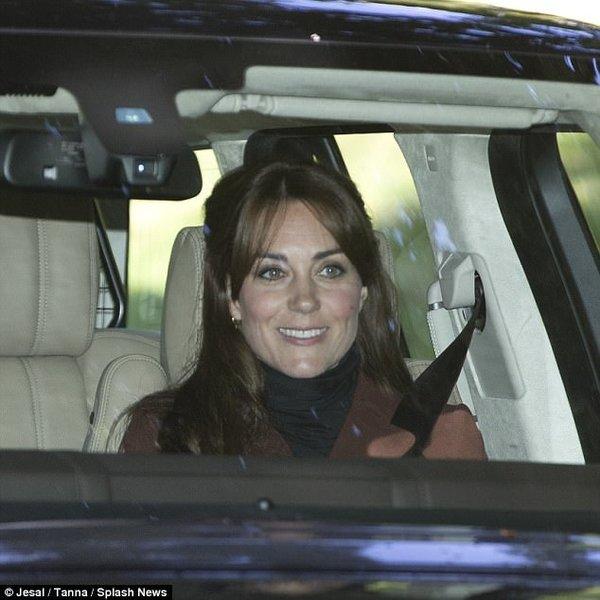 Prenses Kate yeni saç stiliyle