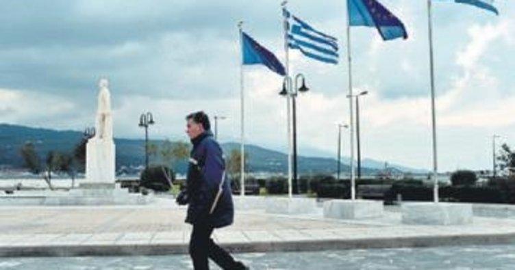 Ege'nin ortasında Türk genci krizi