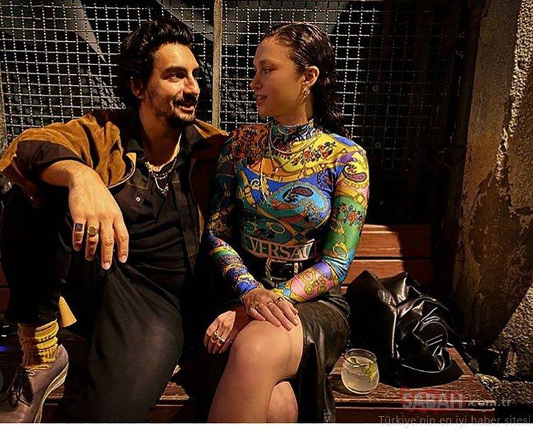 Melisa Şenolsun ile Umut Evirgen böyle görüntülendi! Aşkları tam gaz devam ediyor!
