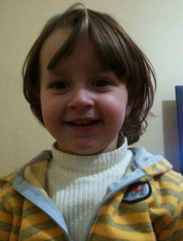Minik Melisa doğum gününde yanarak öldü