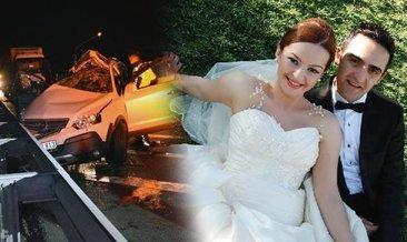Trafik kazasında ağır yaralanan baba hayatını kaybetti