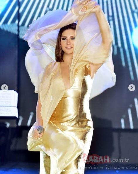 Sibel Can Photoshop'un ayarını fazla kaçırınca alay konusu oldu! 50'lik Sibel 26 yaşındaki kızı Melisa'ya benzedi!