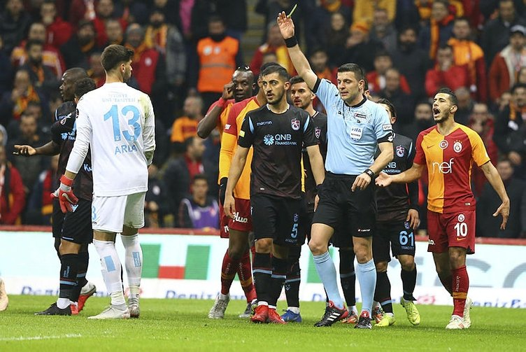 Mustafa Çulcu, Galatasaray-Trabzonspor maçında hakem Ümit Öztürk'ü yorumladı