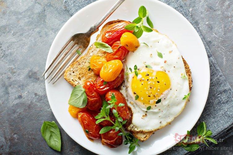 Kahvaltıda mutlaka tüketilmesi gereken besinler!