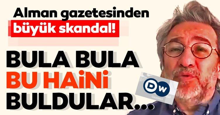 Alman Deutsche Welle'den büyük skandal: 15 Temmuz yazısını Can Dündar'a yazdırdılar