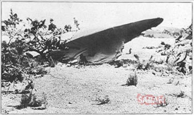 Dünyayı sarsan o görüntüler! 20. yüzyılın en büyük UFO olayı olarak görülüyor