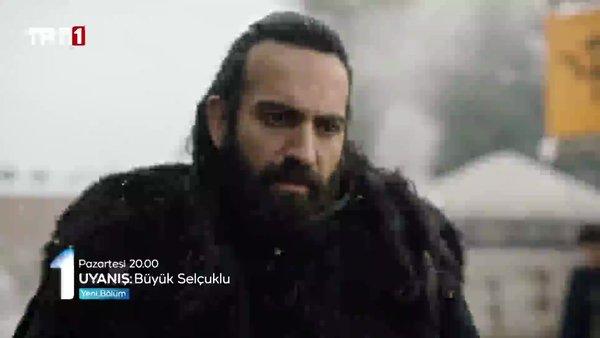 Uyanış - Büyük Selçuklu 22. Bölüm (22 Şubat 2021 Pazartesi) Sultan Melikşah'tan günümüze mesaj 'Gökyüzüne erişemeyen...'