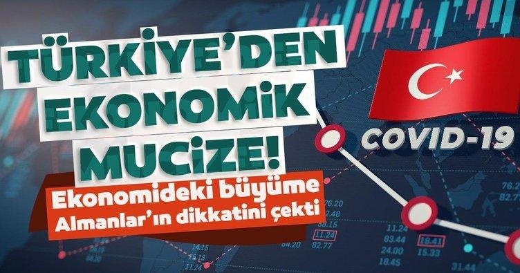 Türkiye'den ekonomik mucize
