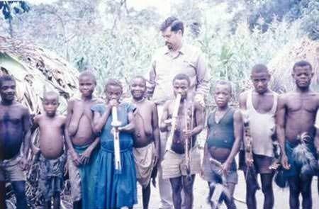 Afrika'nın küçük insanları