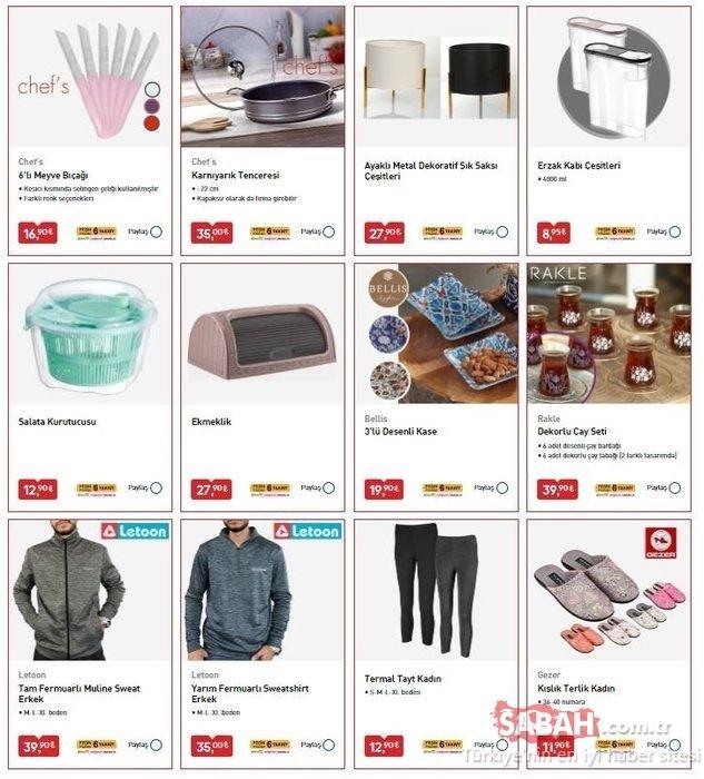BİM 30 Ekim 2020 Cuma aktüel ürünler kataloğu bugün satışa çıktı! BİM aktüel ürünler kataloğunda neler var?