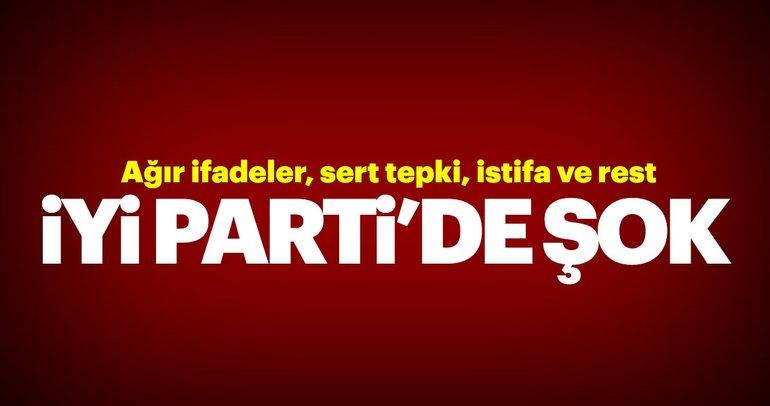 İYİ Parti'de Yönetim Kurulu Üyeleri istifa etti!