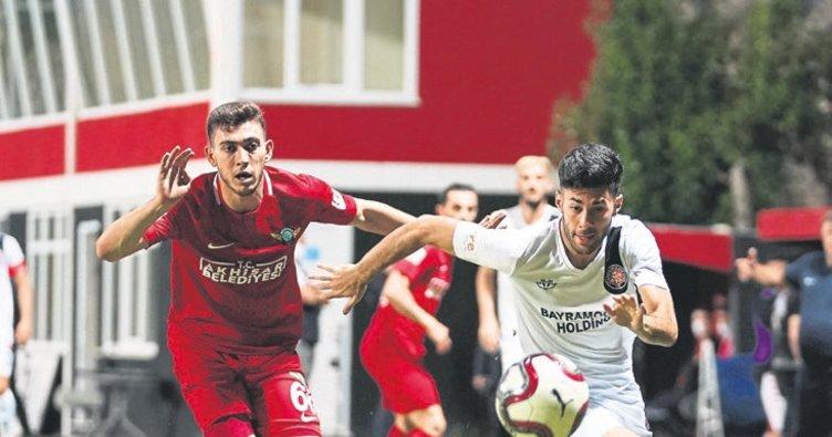Akhisarspor final aşkına