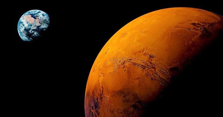 Mars, 15 yıl sonra en yakınımızda