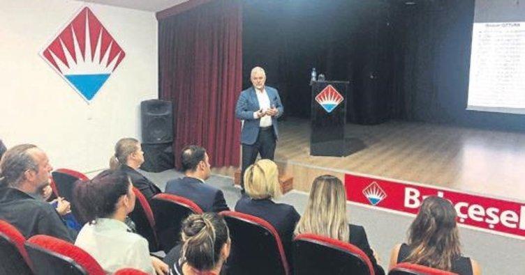 Güvenli Okul Konferansı Mersin'de gerçekleşti