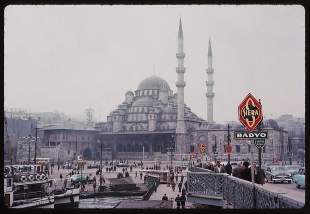 1965 yılında İstanbul...