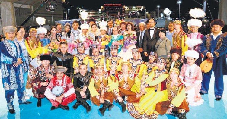 Kazakistan Kültür Evi açıldı