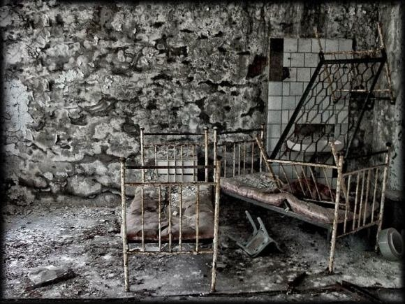 Çernobil faciasının en yeni fotoğrafları