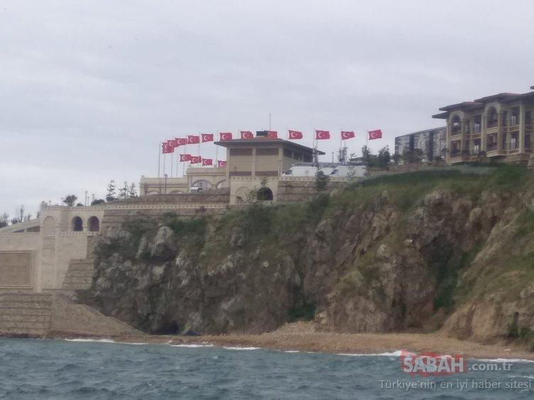 Son dakika: Demokrasi ve Özgürlükler Adası Yassıada açılıyor! SABAH objektifinden İlk fotoğraflar geldi