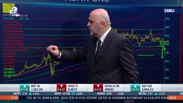Son dakika: Altın fiyatları düşecek mi yükselecek mi?   Video