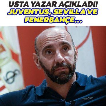 Usta yazardan flaş sözler! Juventus, Sevilla ve Fenerbahçe...