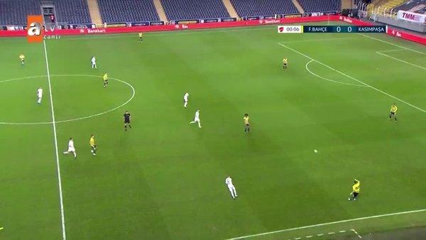 Fenerbahçe 1-0 Kasımpaşa | ÖZET