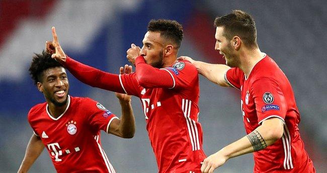 Bayern Münih 4-0 Atletico Madrid | MAÇ SONUCU