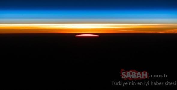 NASA son kareleri paylaştı