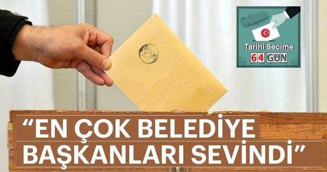 Erken seçim belediye başkanlarının rakiplerini azaltacak