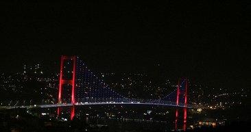 15 Temmuz Şehitler Köprüsü'nde sürpriz!