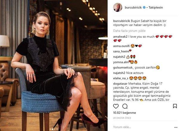 Ünlülerin Instagram paylaşımları (17.03.2018)
