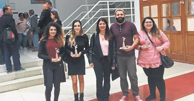 Kültür sanat buluşmasında Yakın Doğu'ya dört ödül
